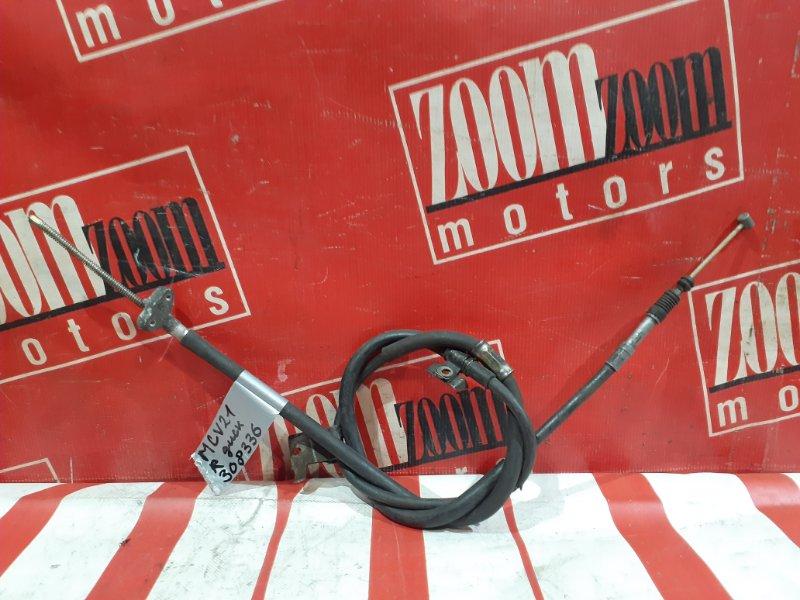 Трос ручника Toyota Windom MCV21 2MZ-FE 1996 задний правый