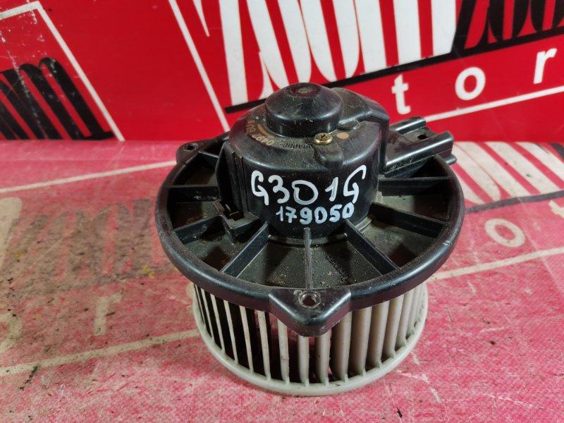 Вентилятор (мотор отопителя) Daihatsu Pyzar G301G 1999