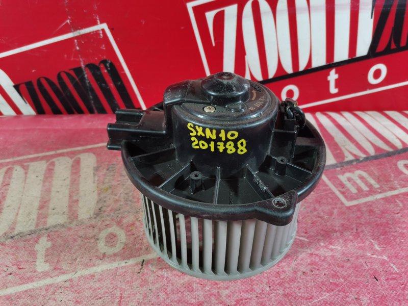 Вентилятор (мотор отопителя) Toyota Nadia SXN10 3S-FE