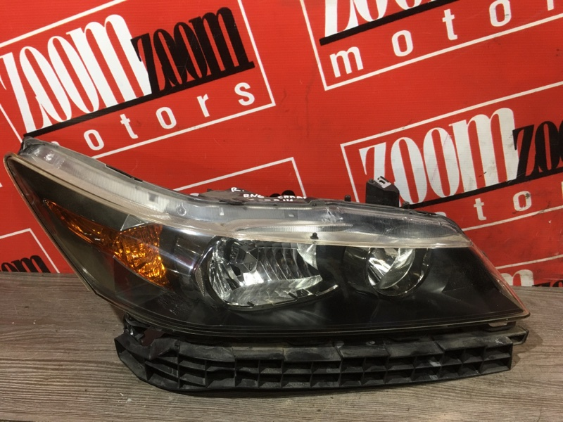 Фара Honda Stream RN6 R18A 2006 передняя правая 100-22652