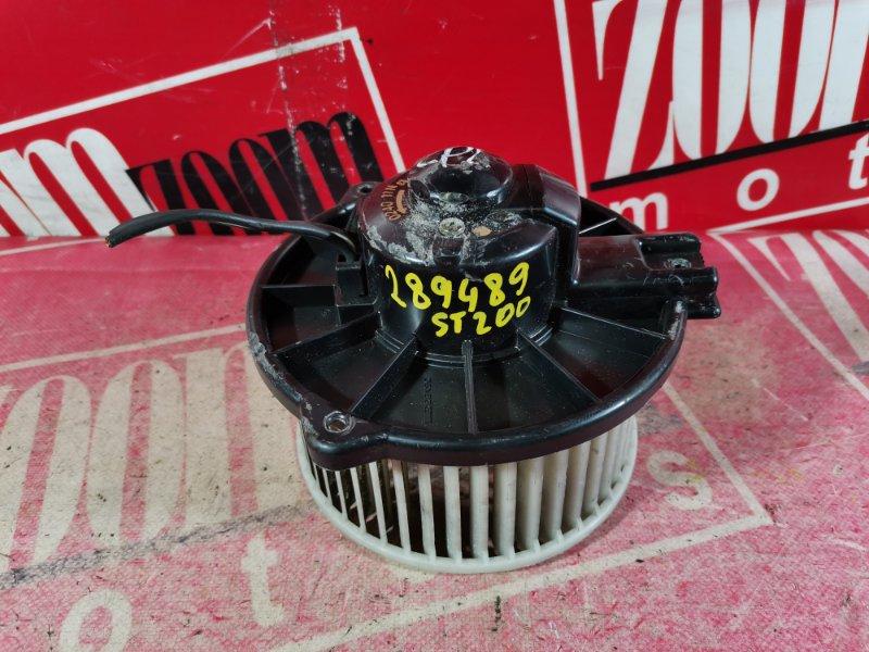 Вентилятор (мотор отопителя) Toyota Corona Exiv ST202 3S-FE 1993