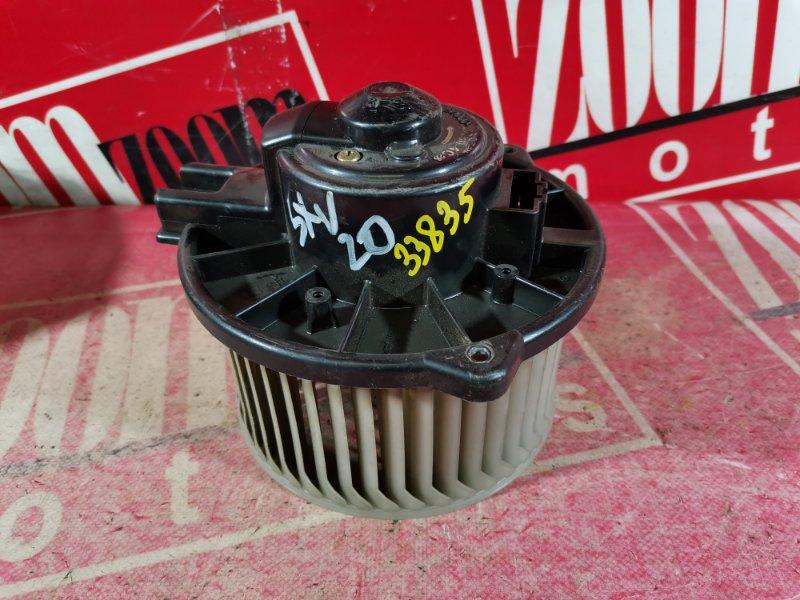 Вентилятор (мотор отопителя) Toyota Camry Gracia SXV20 1999 передний