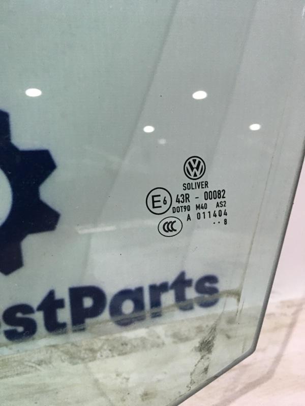 Стекло двери переднее левое Passat (B6) 2005-2010 Седан CBAB Дизель