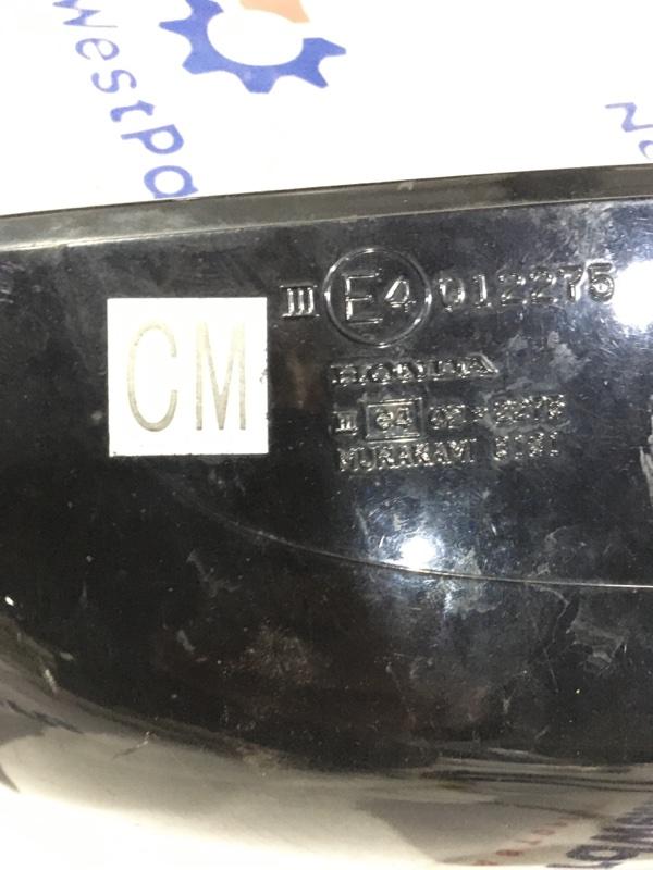 Зеркало электрическое левое Jazz 2002-2008 Минивэн L13A6 1.4 Бензин