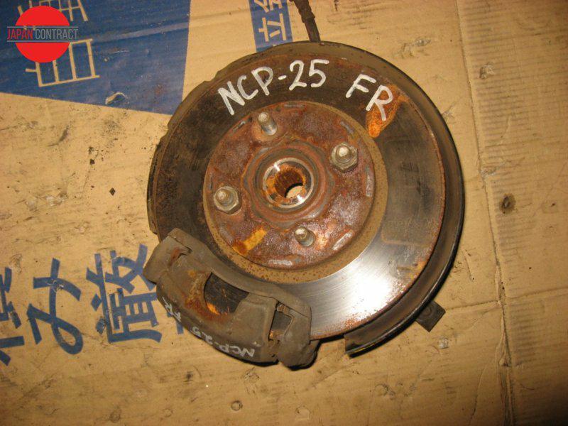 Ступица Toyota Funcargo NCP25 передняя правая