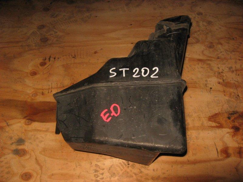 Резонатор воздушного фильтра Toyota Carina Ed ST202 3S-FE