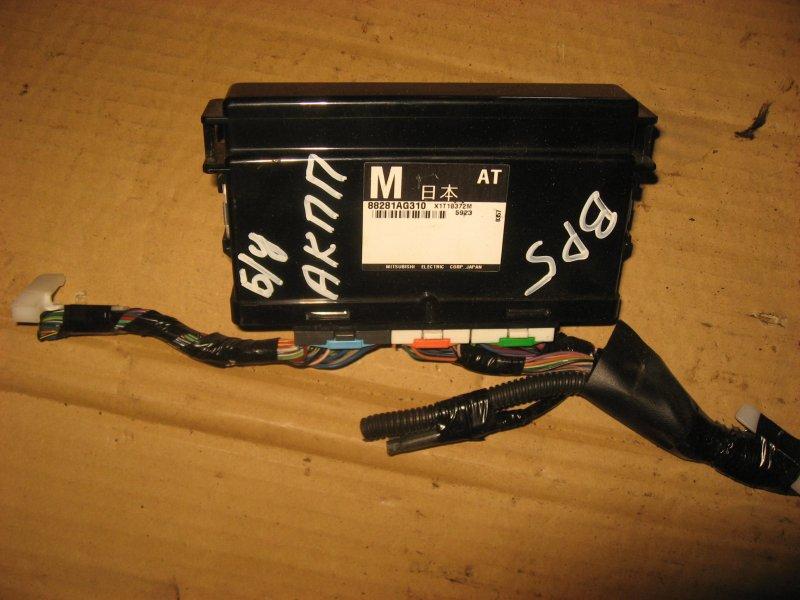 Блок управления кпп Subaru Legacy BP5 EJ20