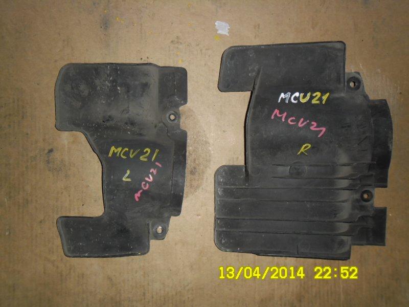 Защита двс Toyota Camry Gracia MCV21 левая