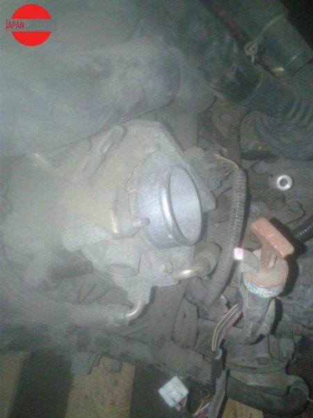 Заслонка дроссельная Toyota Sienta NCP81G 2004