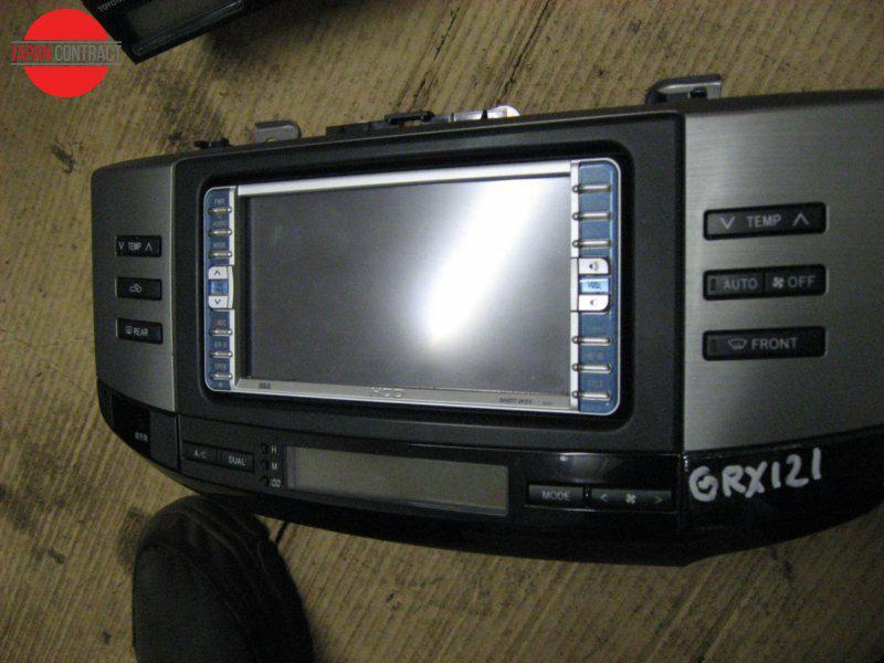 Блок управления климат-контролем Toyota Mark X GRX120 4GR-FSE 2005