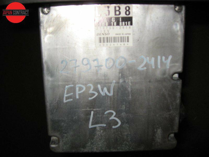 Блок управления двс Ford Escape EP3WF L3