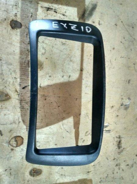 Рамка магнитофона Toyota Raum EXZ10 `5E-FE 1998