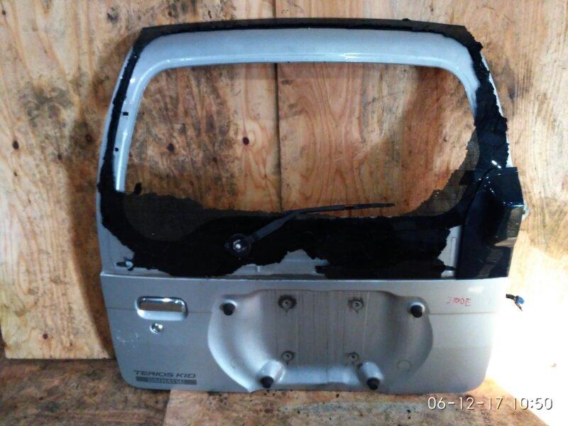 Дверь задняя багажника Toyota Cami J100E HC-EJ 1999