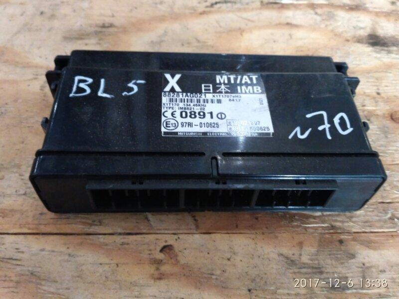 Блок управления рулевой рейкой Subaru Legacy BL5 EJ20-T