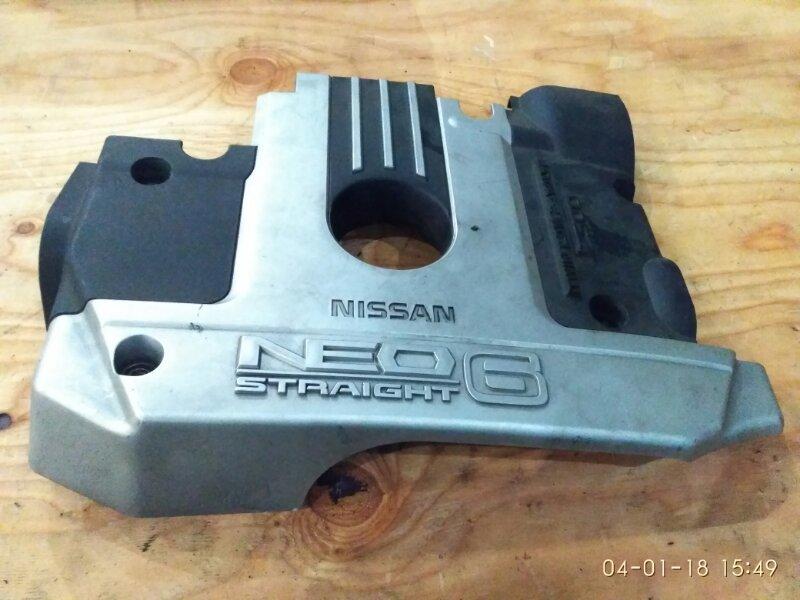 Крышка на двигатель декоративная Nissan Skyline ER34 RB25DE