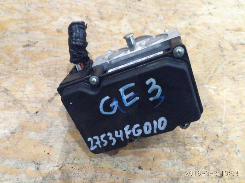 Блок abs Subaru Impreza GE3 EL15 2008