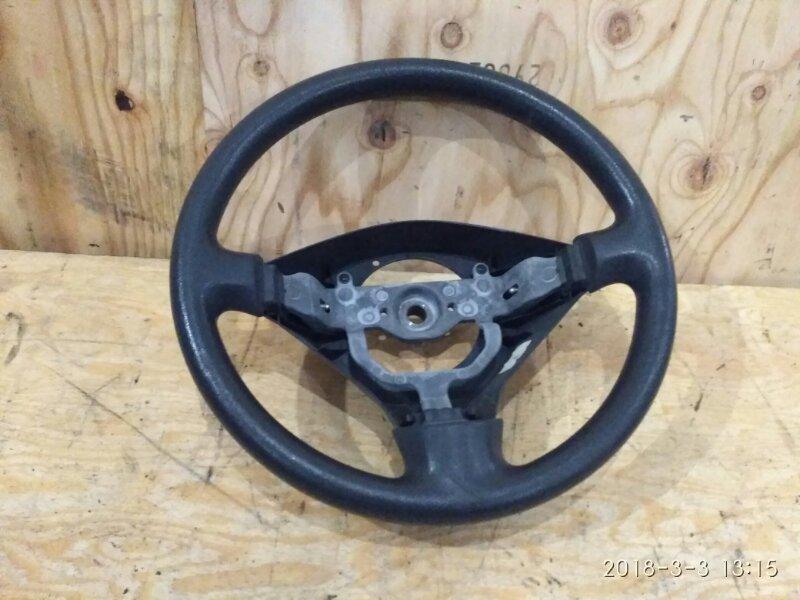 Руль Toyota Ist NCP60 2NZ-FE 2002
