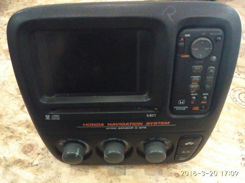 Навигация Honda Cr-V RD1 B20B 1996