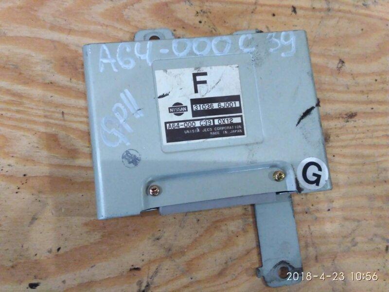 Блок управления кпп Nissan Primera QP11 QG18DE 2000