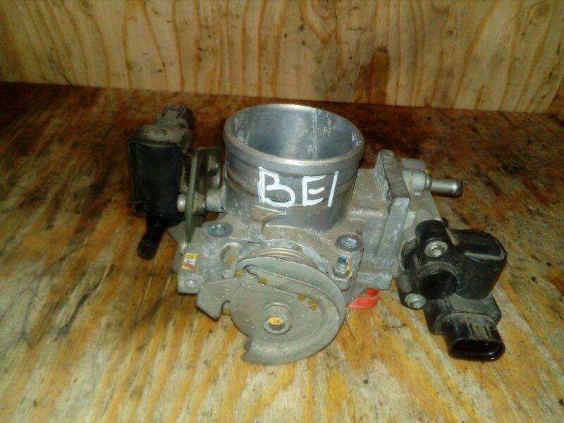 Заслонка дроссельная Honda Edix BE1 D17A 2005