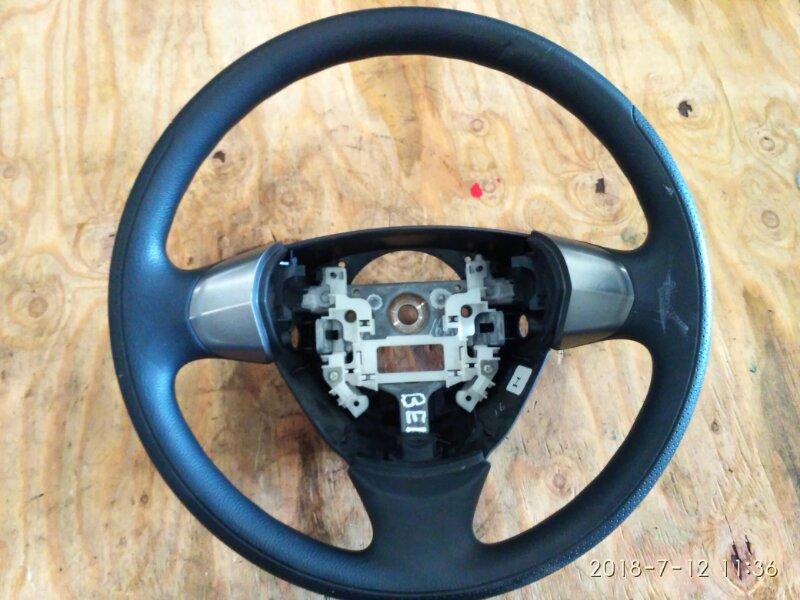 Руль Honda Edix BE1 D17A 2005
