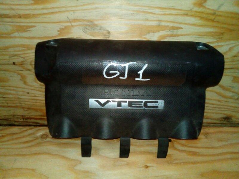 Крышка на двигатель декоративная Honda Airwave GJ1 L15A 2005