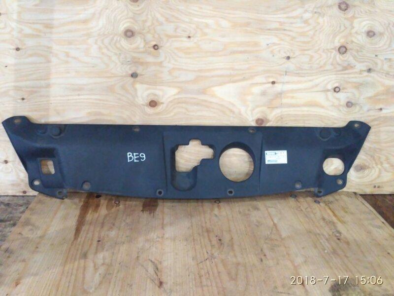 Защита двс Honda Edix BE1 D17A 2005 верхняя