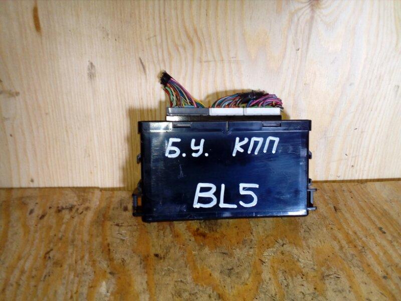 Блок управления кпп Subaru Legacy BL5 EJ20 2004