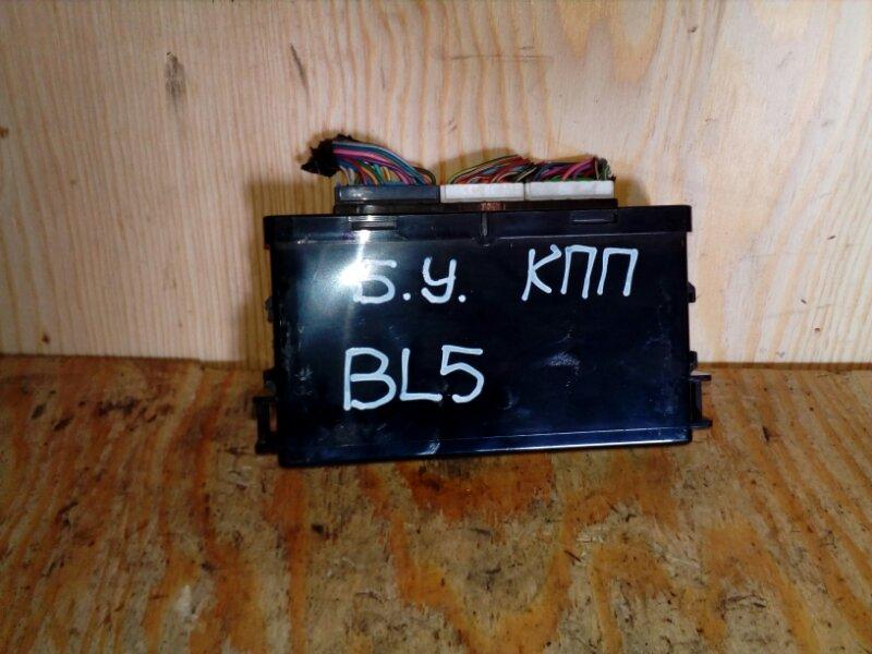 Блок управления кпп Subaru Legacy BL5 EJ20 2005