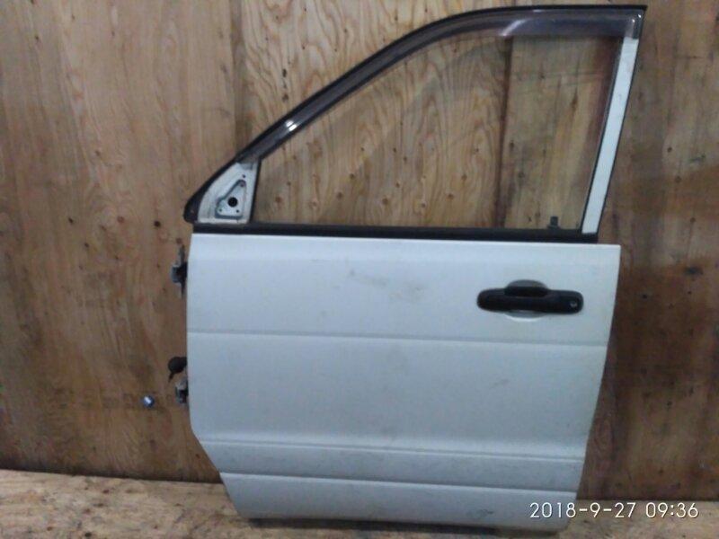 Дверь боковая Toyota Liteace Noah SR50G 3S-FE 1998 передняя левая