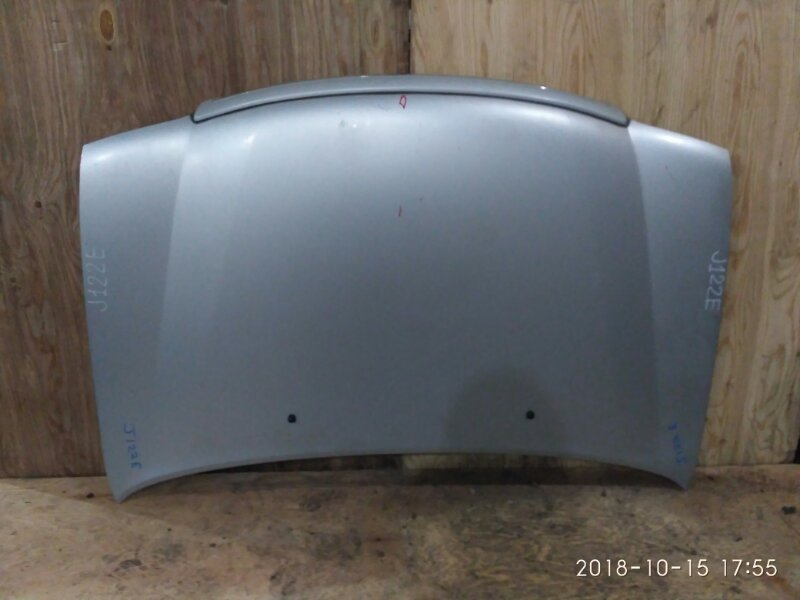 Капот Toyota Cami J122E K3-VE 2001