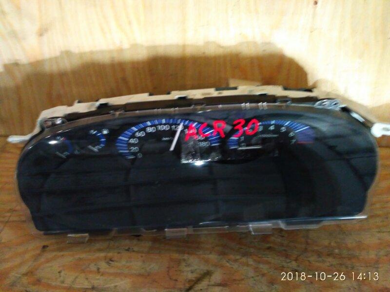 Комбинация приборов Toyota Estima ACR30 2AZ-FE 2001