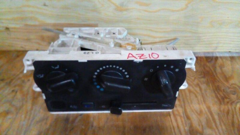 Блок управления климат-контролем Nissan Cube AZ10 CGA3DE 2000