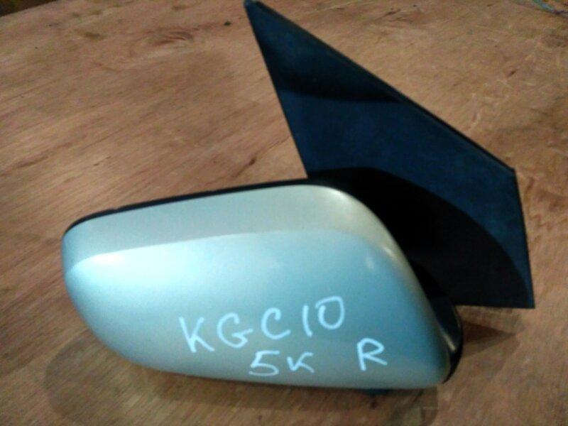 Зеркало боковое Toyota Passo KGC10 1KR-FE 2005 правое