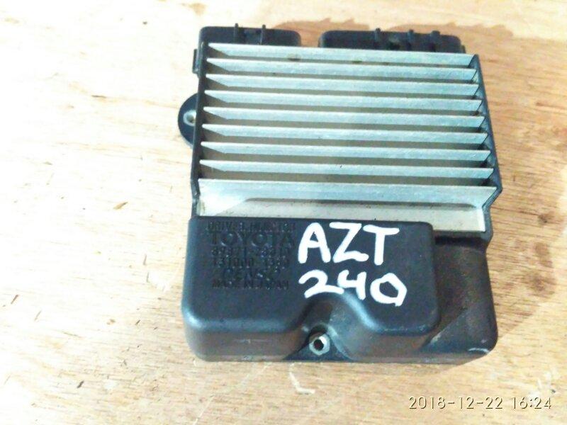 Блок управления впрыском топлива Toyota Allion AZT240 1AZ-FSE 2005