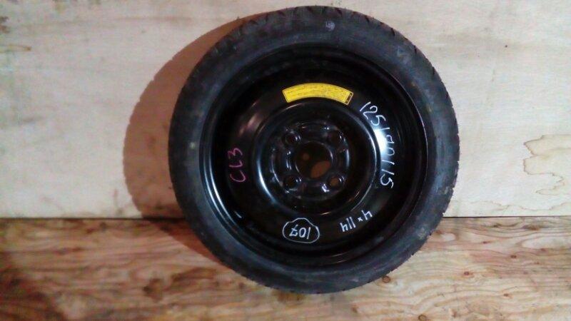 Запасное колесо Honda Torneo CL3 F20B 2002