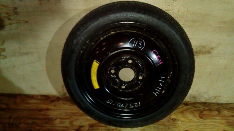 Запасное колесо Honda Torneo CF4 F20B 1998