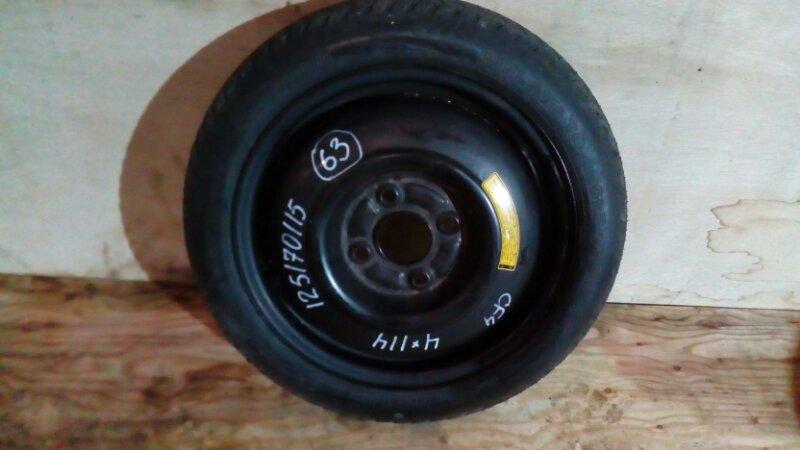 Запасное колесо Honda Torneo CF4 F20B 1997