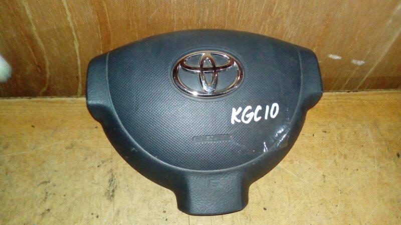 Аирбаг Toyota Passo KGC10 1KR-FE 2005