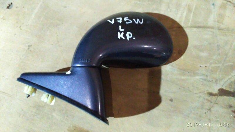 Зеркало на крыло Mitsubishi Pajero V75W 6G74 1999