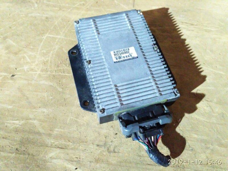 Блок управления впрыском топлива Mitsubishi Pajero V75W 6G74 1999