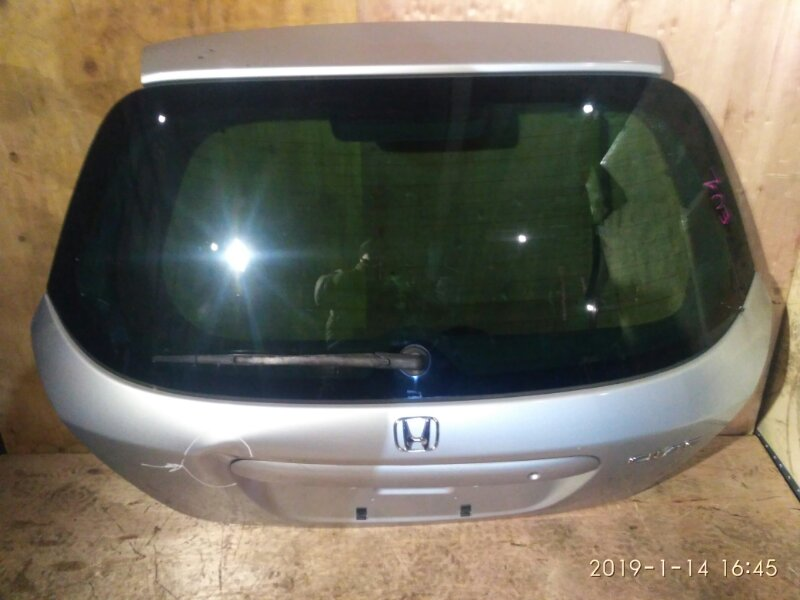 Дверь задняя багажника Honda Civic EU1 D15B 2001