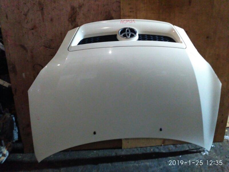 Капот Toyota Ipsum ACM21W 2AZ-FE 2002