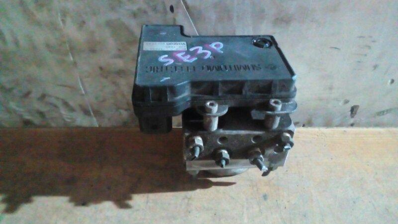 Блок abs Mazda Rx8 SE3P 13B-MSP
