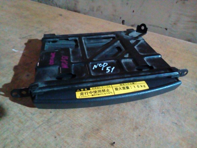 Пластиковые детали салона Toyota Succeed NCP51V 1NZ-FE 2004
