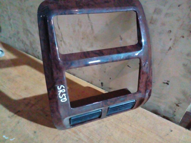 Рамка магнитофона Toyota Liteace Noah SR50G 3S-FE 1998
