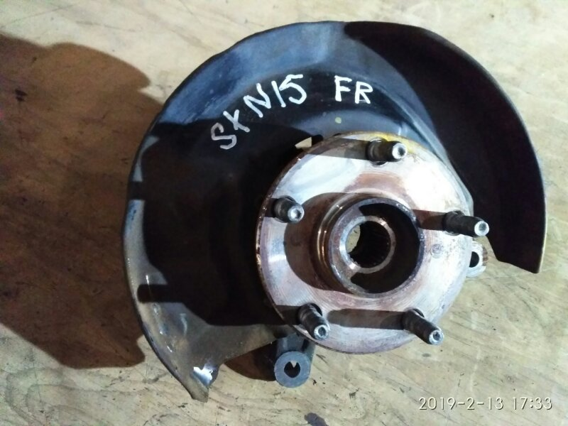 Ступица Toyota Nadia SXN15 3S-FE 1999 передняя правая