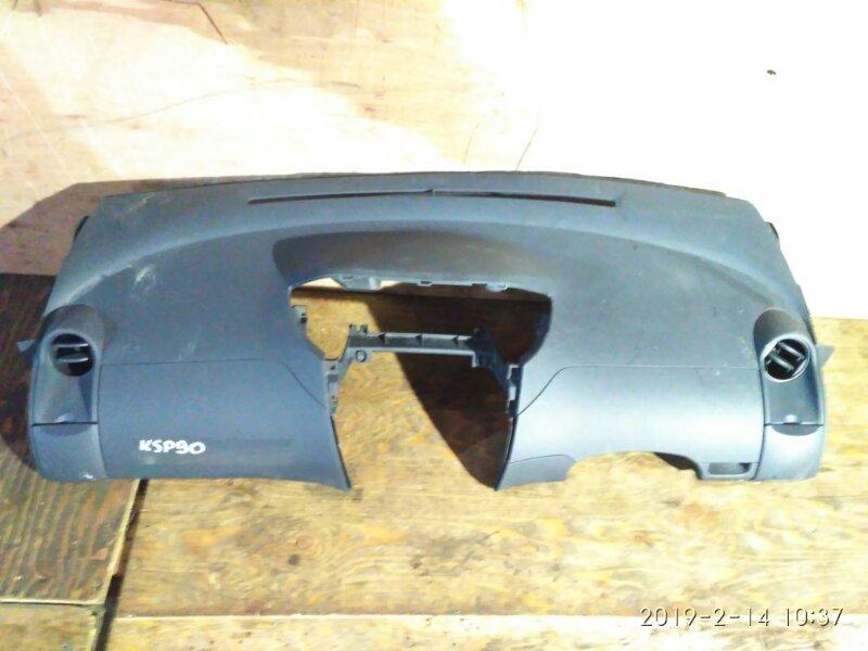 Панель передняя в салон Toyota Vitz KSP90 1KR-FE 2005