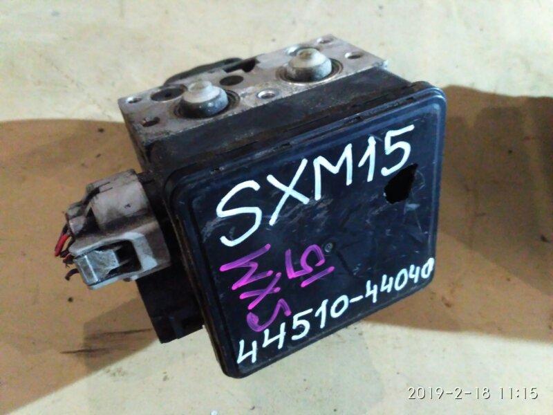 Блок abs Toyota Gaia SXM15G 3S-FE 1998