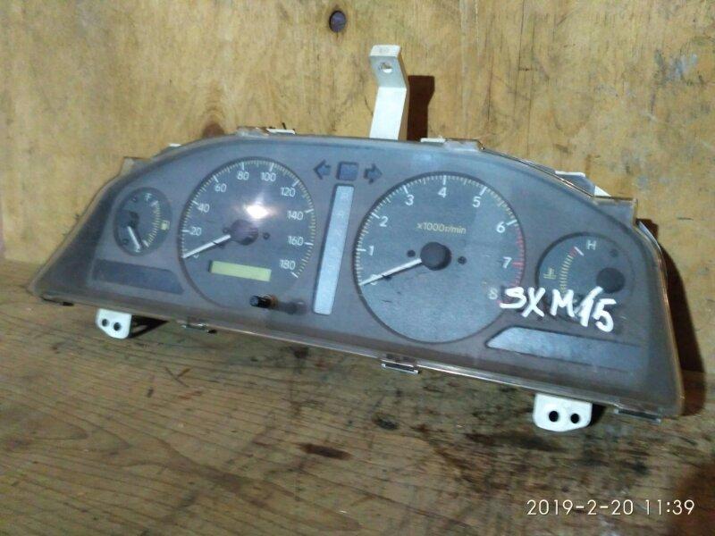 Комбинация приборов Toyota Gaia SXM15G 3S-FE 1998
